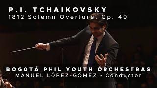 Tchaikovsky - Overture 1812 / Manuel López-Gómez -
