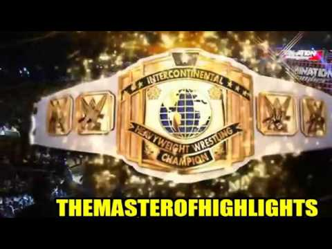 WWE Elimination Chamber 2015 Highlights HD