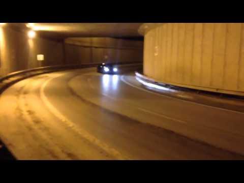 M5  Tunel drift