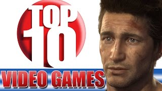 Top 10 Video Games in 2016 - According to Google Search