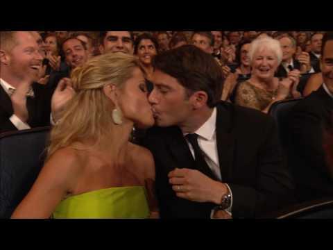 Emmys Kiss Cam