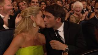 Emmys Kiss Cam