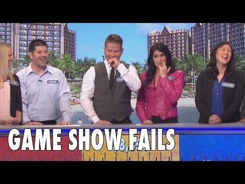 Worst Game Show Fails Ever