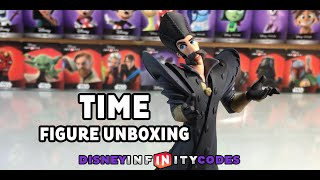 TIME Unboxing From Alice Through The Looking Glass - Disney Infinity 3.0