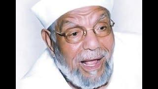 جنازة الشيخ الإمام متولي الشعراوي رحمه الله تعالى