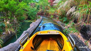 Jungle Log Ride in China - Log Flume Ride