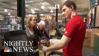 As Stores Close Nationwide, Summer Retail Jobs Harder For Teens To Find   NBC Nightly News