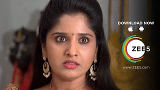 Raktha Sambandham - రక్త సంబంధం | Episode - 120 - Best Scene | 21 Sept 2018 | Zee Telugu Serial
