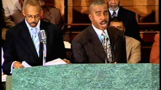 Pastor Gino Jennings Truth of God Broadcast 778-780 part 1 of 2 Raw Footage!