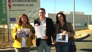 "La Junta ""impide"" al PP acceder al Chare de Lepe"