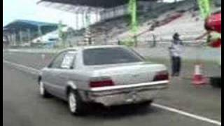 Toyota Soluna VS Toyota Trueno (AE86)