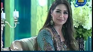 Anjuman interview with  Reema Khan Show