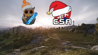 HOOT vs CSA - A Merry Cliffmas Everyone! | T10 CW