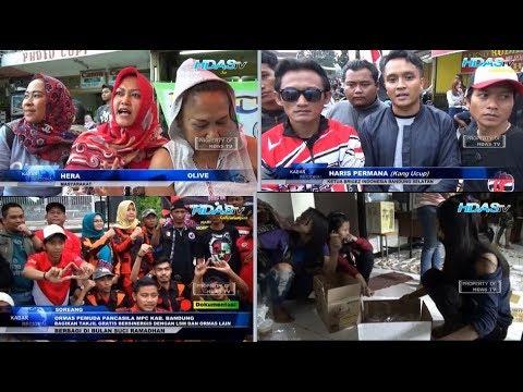 BRIGEZ Bandung Selatan Bagi bagi Takjil Gratis || Ramadhan 2018