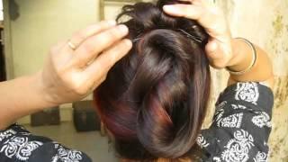 3 easy hair styles for long hair