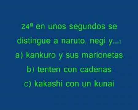 test otaku 2ª parte