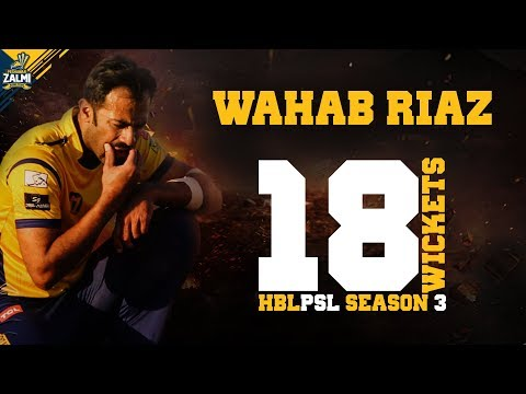 Xxx Mp4 How Many Wickets Did Wahab Riaz Take In PSL 3 Watch Now To Find Out 3gp Sex