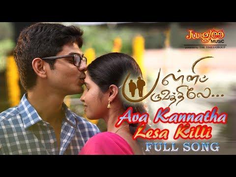 Xxx Mp4 Ava Kannatha Lesa Killi Full Song Pallipparuvathilae Vijay Narayanan Vasudev Baskar 3gp Sex