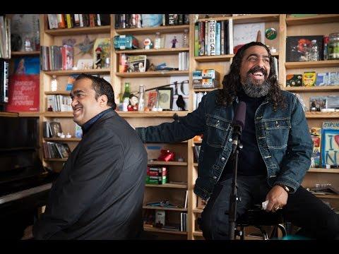 Diego El Cigala NPR Music Tiny Desk Concert