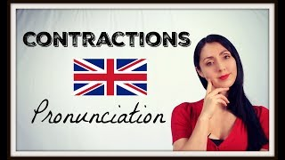 CONTRACTIONS in ENGLISH - Complete List & Natural Pronunciation