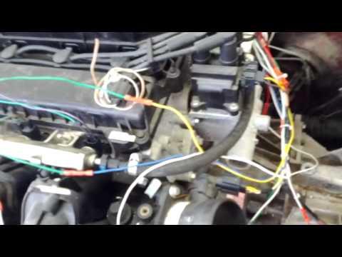 Ford Fiesta Mk3 Duratec 2.0 - First Attempt, First Run (1ª partida)