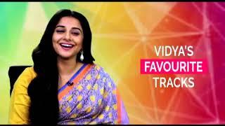 Star Tracks | Artist Curated Playlist | Vidya Balan