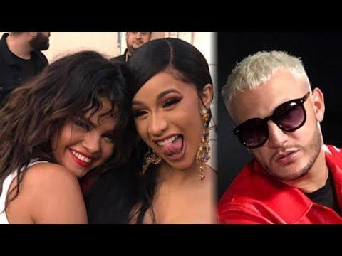 Cardi B DJ Snake & MORE Send Love to Selena Gomez Amid Hospitalization