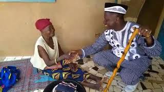 La grande mère de Floby et Dez Altino - musique Burkina Faso