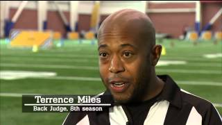 Behind the Stripes: Training camp for officiating
