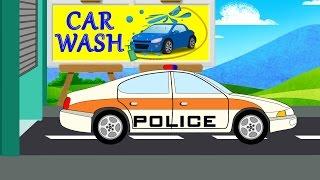 Police Car Wash | Car Wash