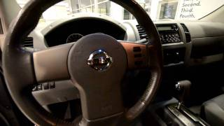 2007 Nissan Frontier LE 4x4 (stk# P2515 ) for sale at Trend Motors Used Car Center in Rockaway, NJ