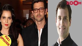 Kangana - Hrithik At The Box Office | Rahul Gandhi Breaks His Silence Over A Web Series Storm & More