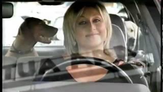 Halina Pawlovská v reklamě na AAA Auto Praha (2003)