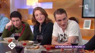 La Famille Tuche au dîner ! - C à Vous - 25/01/2018