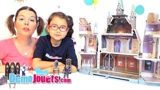 [JOUET] Château Reine des Neiges Disney Demo Jouets