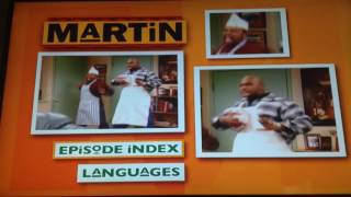 Martin Season 3 DVD Menu