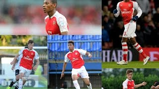 Arsenal young talent - 2016