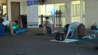 Mums and Bubs class! North Adelaide Fitness Centre