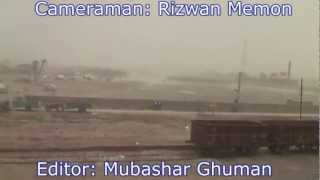 High Storm(Toofan) in Mehrabpur. Exclusive Footages. SUBSCRIBE ME