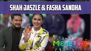 Lara Aisyah Lakonan Fasya Sandha, 100 Episod! - MeleTOP Episod 212 [22.11.2016]