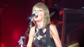Taylor Swift - We Are Never Ever Getting Back Together Live - 8/14/15 - Santa Clara, CA - [HD]