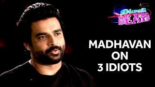 R.Madhavan On Tu Bin Bataye & 3 Idiots | Diwali Beats