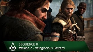 Assassin's Creed 4: Black Flag [100% Sync] Vainglorious Bastard [Sequence 8 - Mission 2]