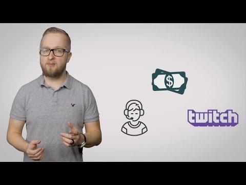 How Do Twitch Streamers Make Money