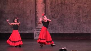 22 Flamenco Kids