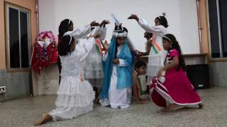 Dance performed by MY Kids