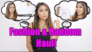 Fashion & Random Haul! Fashion Nova, Fabletics, AEO, Conair