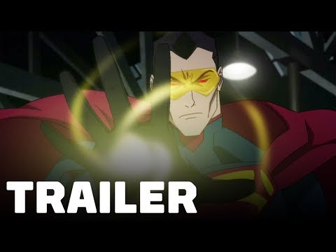 Reign of the Supermen Exclusive Trailer 2019 Jerry O Connell Cress Williams