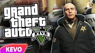 GTA V but I am a cop