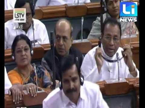LIVE: LOK SABHA DEBATE ON NOTE BAN - HOUSE IN UPROAR ON THE ISSUE